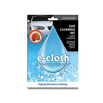 E-Cloth Car Cleaning Kit EACCK