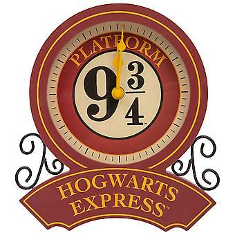 Harry Potter Hogwarts Express Skrivbord Klocka