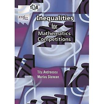 118 Inequalities for Mathematics Competitions