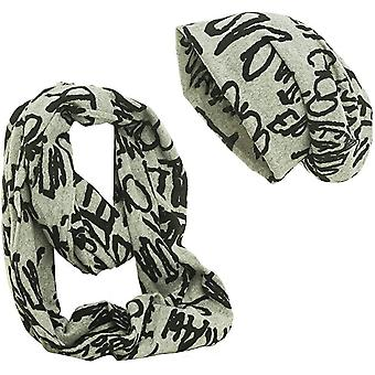 Shenky Classic Hat e Scarf Set