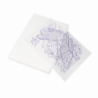 Fedex kostenloser Versand Tattoo Schablone Drucker Tinte für Tintenstrahldrucker (10 Stück