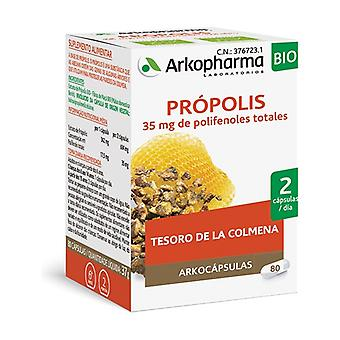 Arkocápsulas Propolis 84 kapselia