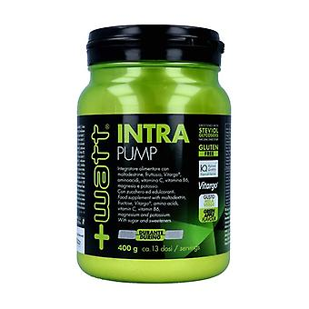 Intra Pump Strong Apple 400 g of powder