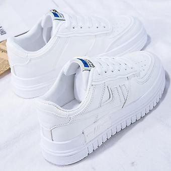קיץ נעלי ספורט לנשים, לבן טניס נעלי נשים
