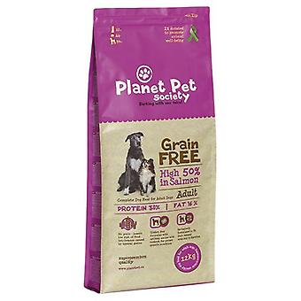 Planet Pet Grain Free Adult Chicken & Potato Meal (Dogs , Dog Food , Dry Food)