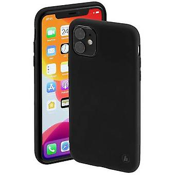 Hama Finest Feel Cover Apple iPhone 11 Schwarz