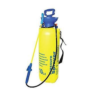 10L Sprayer Pressione Zaino Portatile Giardino Yard Pompa Difestante Pesticida
