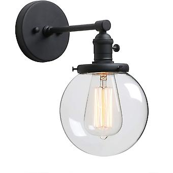 Phansthy Industrial Wall Light Vintage Wall Sconce Fixture
