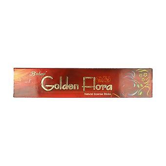 Balaji Golden Flora Incense 15 g