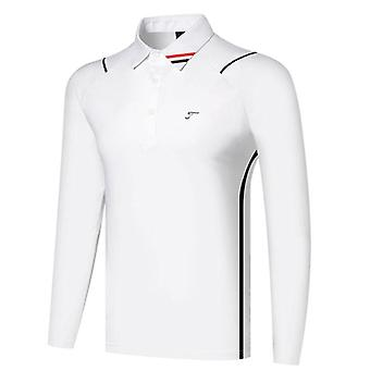 Ong Sleeve Golf T-shirt- Outdoor Leisure Sport Clothes