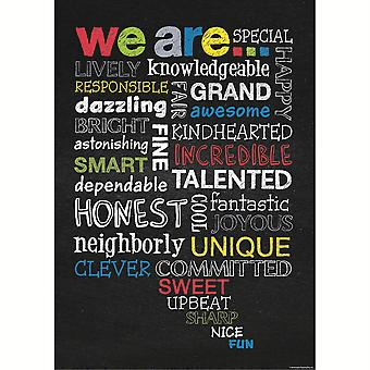 We Are... Inspire U Poster