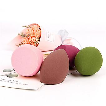 Wet And Dry Cosmetic Puff Makeup Sponge Cushion Puff