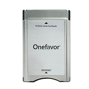 Sd Card Adapter Onefavor Pcmcia Card Reader For Mercedes Benz Mp3 Memory