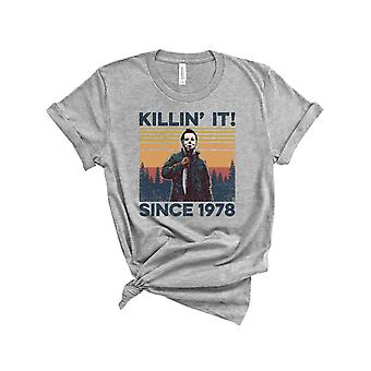 Killin It vuodesta 1978 - Michael Myers Tee