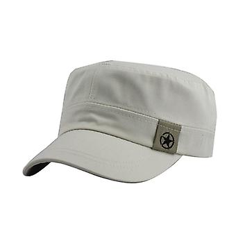 New Fashion Sun Casual Military Hat Vintage Cotton Hats
