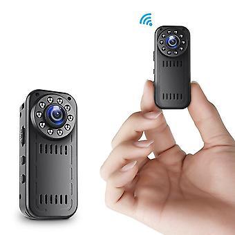 L16 1080P 2MP объектив Wi-Fi камера 30FPS 2-часовая запись 160Wide Угол