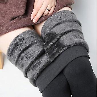 Hiver Chaud - Velours tricoté décontracté, Haute élastique maigre, Pantalon Leggings
