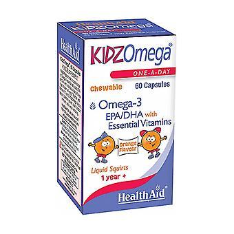 Chewable Omega Kidz 60 tablets