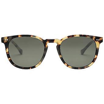 Electric California Oak Sunglasses - Tortoise Shell/Polarised Grey