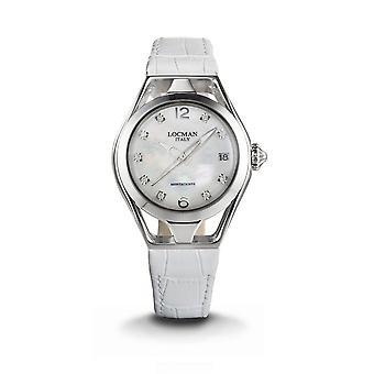 Locman wristwatch MONTECRISTO 0526A14D-00MWIDPW