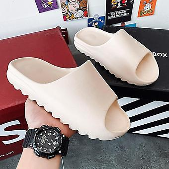 Summer Slippers Men Women Indoor Eva Cool Soft Bottom Sandals Trend Unisex