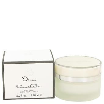 Oscar Body Cream por Oscar De La Renta 5.3 oz Body Cream