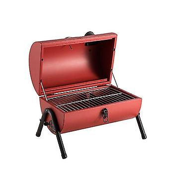 Portable outdoor patio camping picnic barbecue grill