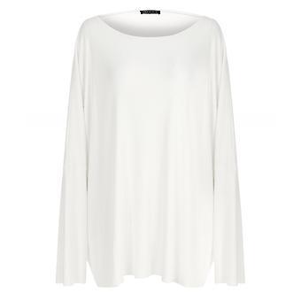 NU Oversized Long Sleeve Top