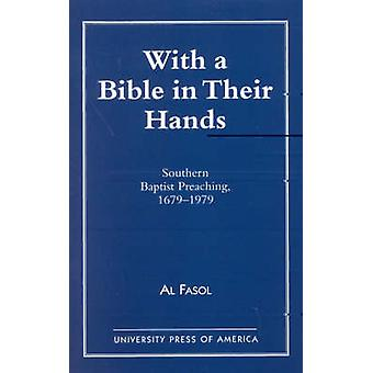 With a Bible in Their Hands by Al Fasol - 9780761809074 Book