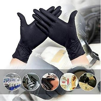 Engangs nitril industriel eksamen handske pulver-fri