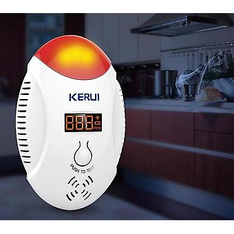 Digital Display Voice Strobe Kohlenmonoxid Home Security Smart Sensor