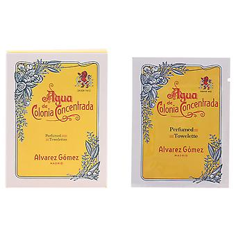 Alvarez Gómez Perfumed wipes 10 Units