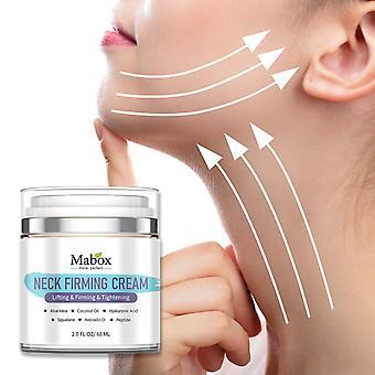 Mabox cuello pecho arruga crema reparar piel crepé seca reafirmante crema antienvejecimiento