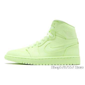 Oryginalne Buty do koszykówki Nike Air Jordan 1 Obsidian Men&s