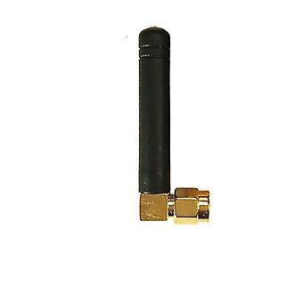 واي فاي هوائي 2.4ghz/5.8ghz مزدوج النطاق 3dbi Rpsma / SMA موصل المطاط Aeria