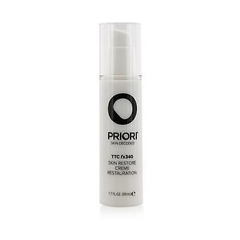 Priori TTC fx340 Skin Restore Creme (Exp. Date: 10/2021) 50ml/1.7oz