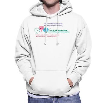 Pixar Soul New Souls Men's Hooded Sweatshirt