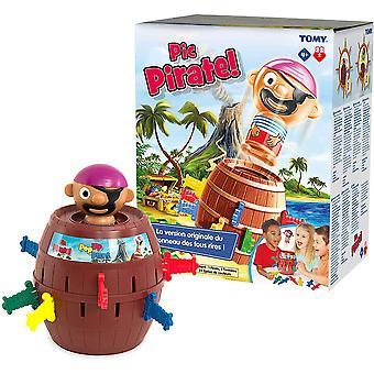 Pop Up Pirate Children Game