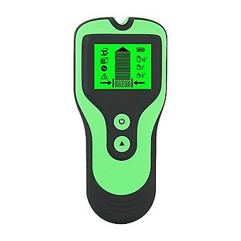 מסך LCD להציג 3 ב 1 גלאי מתכות Stud חיישני סורק מתח מתח חי גלאי כלי רב תכליתי