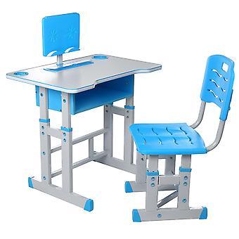 Kombination Desktop Multifunktionale ergonomische Kinder Studientisch