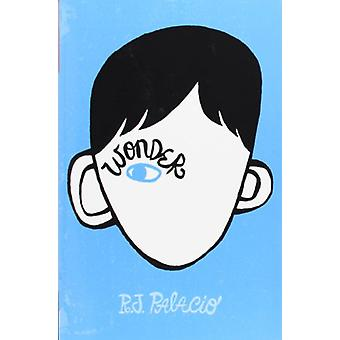 Wonder Reader (Achtbaan) door R J Palacio - 9780198391012 Boek