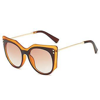 Unisex quadrato classico occhi da sole cat eye occhiali da sole cateye y947