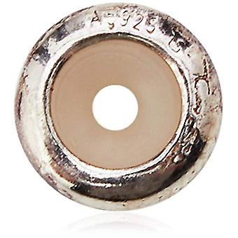Thomas Sabo Karma Perlen, Unisex, Perlenhalter, Sterling Silber 925, Silikon