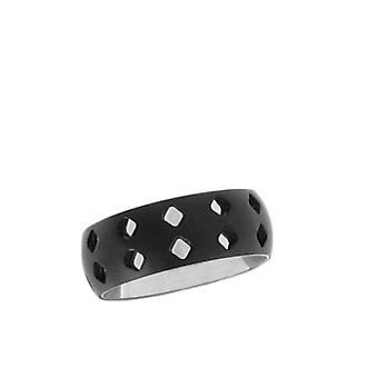 Cobra - Ring, Stainless Steel, Woman, 12