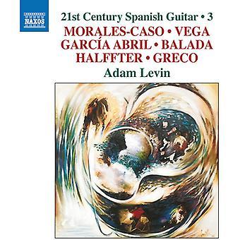 Caso / Levin - Spanish Guitar Works [CD] Verenigde Staten import