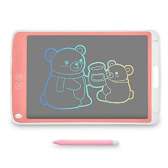 """10"""" LCD Writing Pad Drawing Tablet Electronic Doodle Board Erasable Stylus Home"""