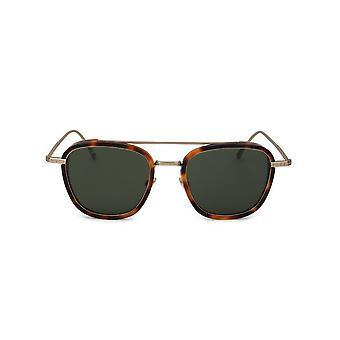 Lacoste -BRANDS - Accessories - Sunglasses - L104SND-214 - Men - saddlebrown,gold