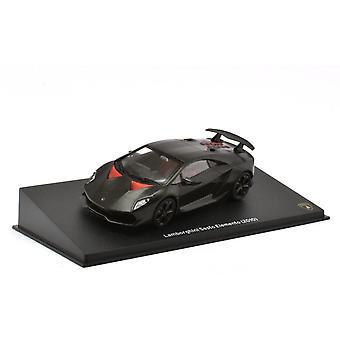 Lamborghini Sesto Elemento (2010) modelo fundido a troquel coches