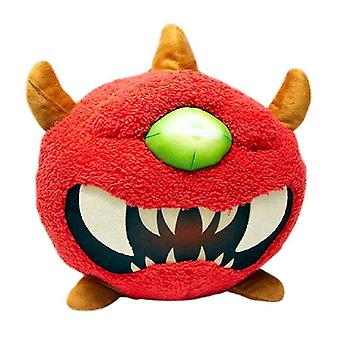 Monster pehmolelutdevil muhkeat eläimetexsite lasten lomalahjat x832
