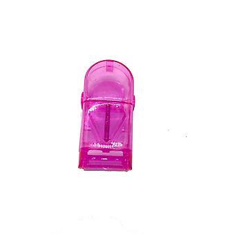 Pill Box Tablet Holder and Safe Tablet Cutter/ Splitter